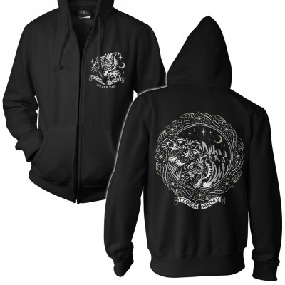 Tiger Army - Pharaoh's Tiger | Zip-Hood