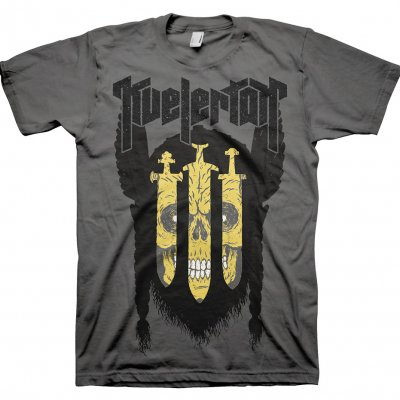 3 Swords Charcoal | T-Shirt