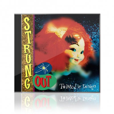 Strung Out - Twisted By Design | Reissue CD