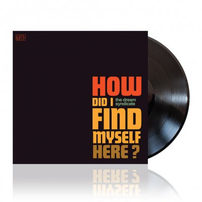shop - How Did I Find Myself Here | Black Vinyl