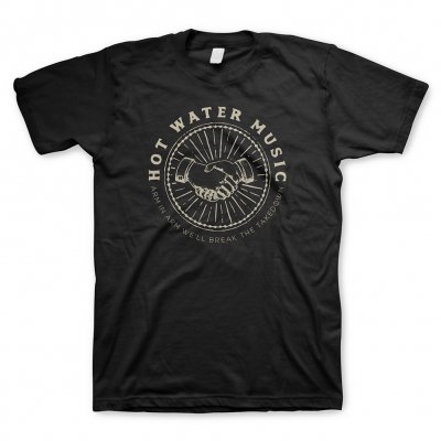 Hot Water Music - Handshake | T-Shirt