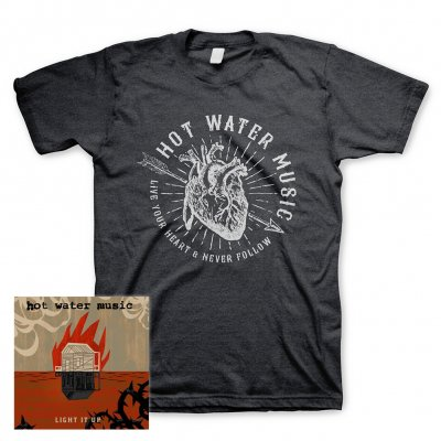 Light It Up | CD+Shirt Bundle