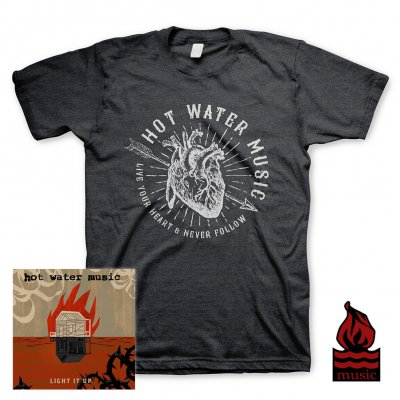 Light It Up | CD+Pin+Shirt Bundle
