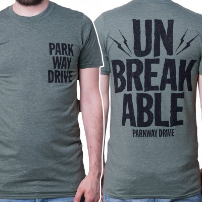 shop - Unbreakable | T-Shirt