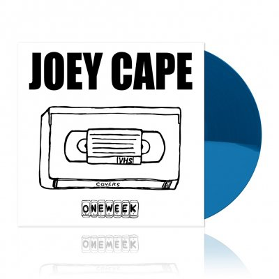 Joey Cape - One Week Record - Covers | Blue/Darkblue Vinyl