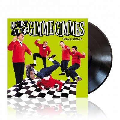 Me First And The Gimme Gimmes - Take A Break | Black Vinyl