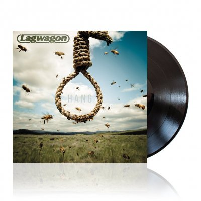 lagwagon - Hang | Black Vinyl
