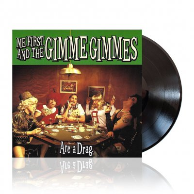 Me First And The Gimme Gimmes - Are A Drag | Black Vinyl