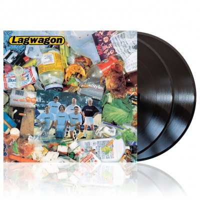 fat-wreck-chords - Trashed | 2xBlack Vinyl