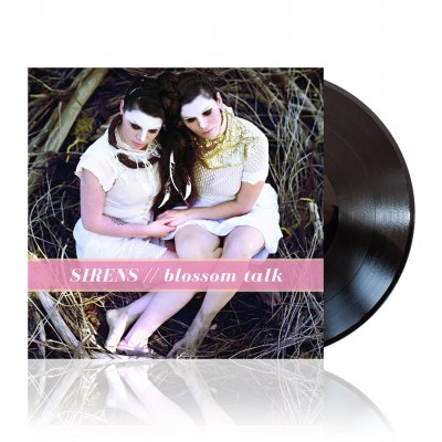 anti-records - Blossom Talk | Black Vinyl