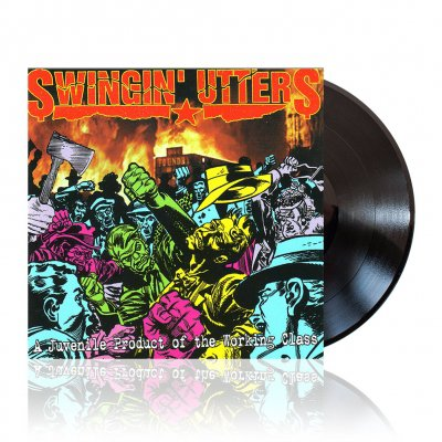 Swingin Utters - A Juvenile Product Of The Working Class | Black Vi