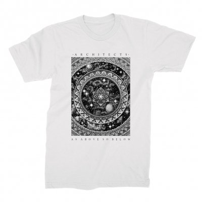 architects - As Above White | T-Shirt