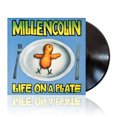 Millencolin - Life On A Plate | Black Vinyl