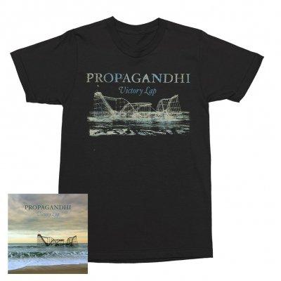 propagandhi - Victory Lap/Album | CD+T-Shirt