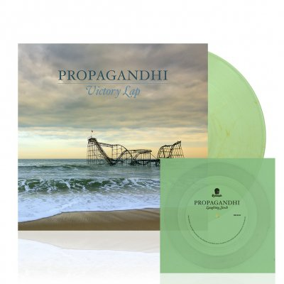 propagandhi - Victory Lap | KRM Color Vinyl+Flexi