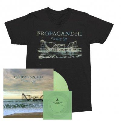 propagandhi - Victory Lap/Album | KRM Colored Vinyl+T-Shirt