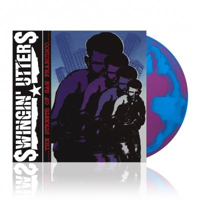 Swingin Utters - The Streets Of San Francisco | Blue/Purple Vinyl