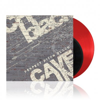 Cave In - Pitch Perfect Black | Opaque Red Vinyl+7Inch