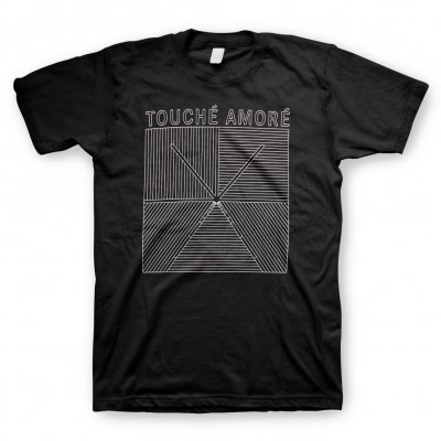 Touche Amore - Square Logo | T-Shirt