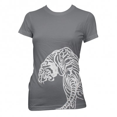 the-bronx - Tiger II | Fitted Girl T-Shirt