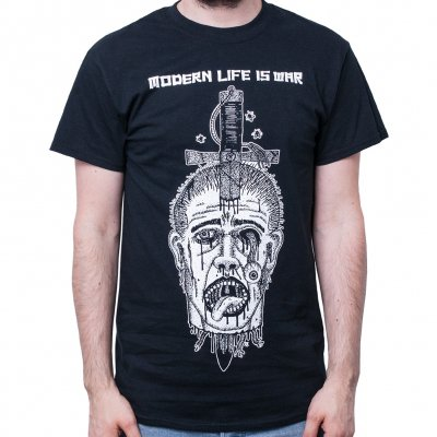 modern-life-is-war - Dagger Head | T-Shirt