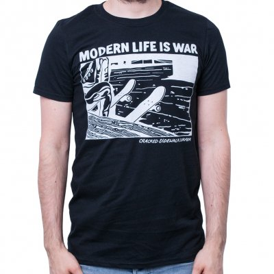 Modern Life Is War - Skateboard | T-Shirt