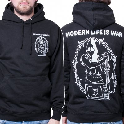 Modern Life Is War - TV | Hoodie