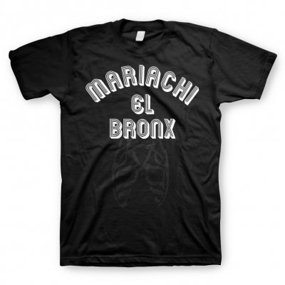 Mariachi El Bronx - Luchador Flip Up | T-Shirt