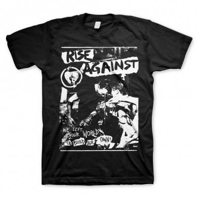 Rise Against - Core Flyer | T-Shirt