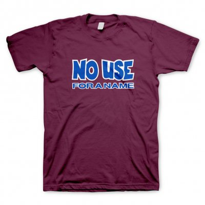 No Use For A Name - Logo | T-Shirt