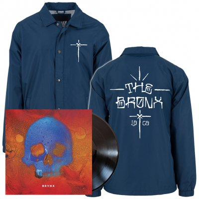 the-bronx - V | Black Vinyl+Jacket Bundle