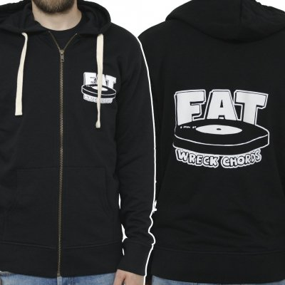 Fat Wreck Chords - Logo | Zip-Hood
