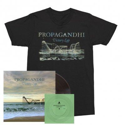 epitaph-records - Victory Lap/Album | Black Vinyl+T-Shirt