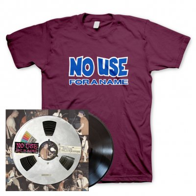 No Use For A Name - Rarities Vol.1 | Black Vinyl Bundle