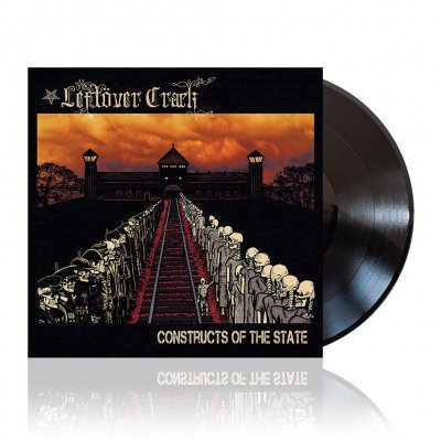 Leftover Crack - Constructs Of The State | Black Vinyl
