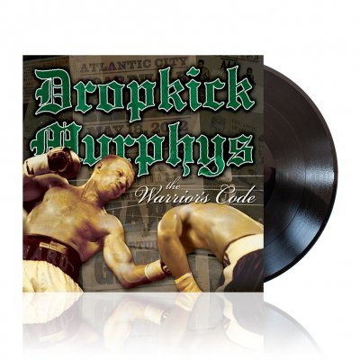 Dropkick Murphys - The Warriors Code | Black Vinyl
