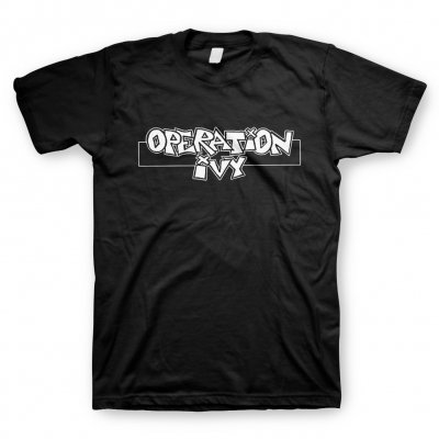 operation-ivy - Logo | T-Shirt