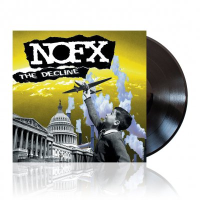fat-wreck-chords - The Decline | Black Vinyl