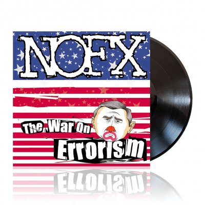 NOFX - The War On Errorism | Black Vinyl
