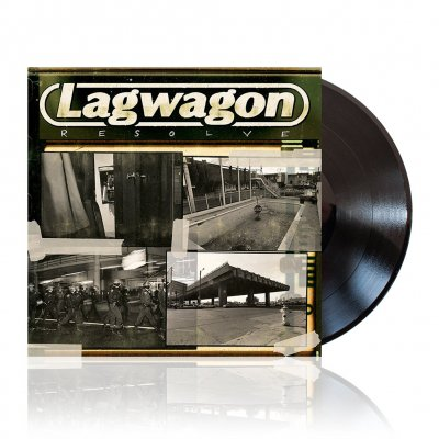 Lagwagon - Resolve | Black Vinyl