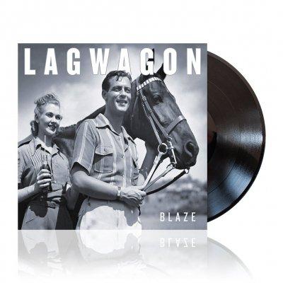 Lagwagon - Blaze | Black Vinyl