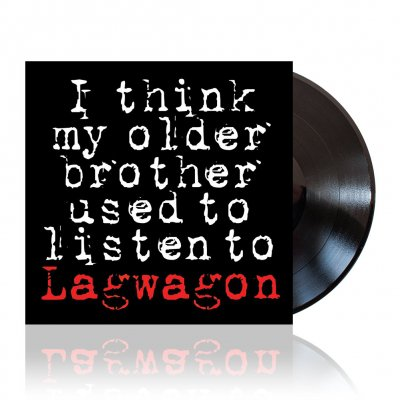 "lagwagon - I Think My Older Brother... | Black 12"" Vinyl"