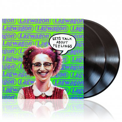 lagwagon - Let's Talk About Feelings | 2xBlack Vinyl