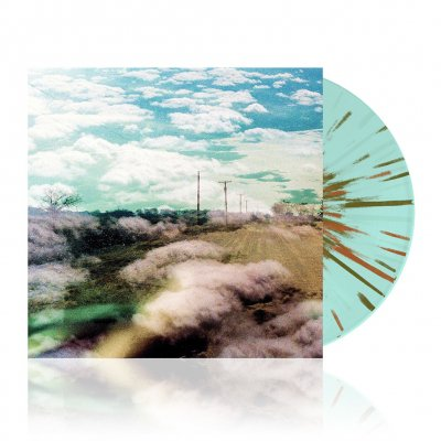 The World Is A Beautiful Place & I Am No Longer Afraid To Die - Always Foreign | Blue w/Grn & Brnz Splatter Vinyl