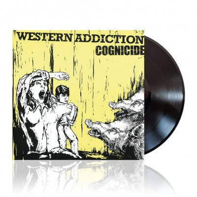 Western Addiction - Cognicide | Black Vinyl