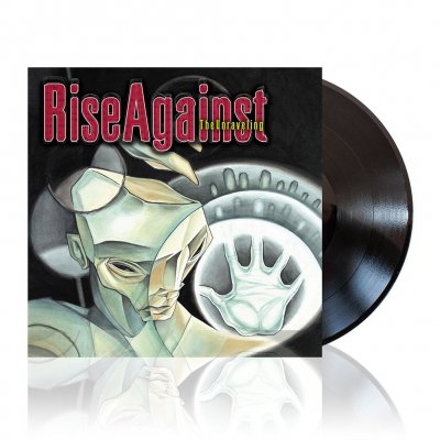 rise-against - The Unraveling | Black Vinyl
