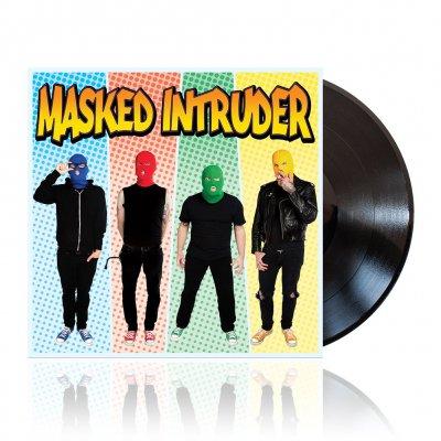 Masked Intruder - Masked Intruder | Black Vinyl