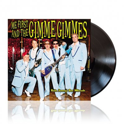 Me First And The Gimme Gimmes - Ruin Jonny's... | Black Vinyl
