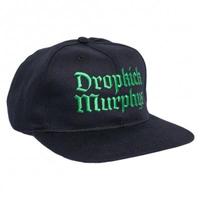 dropkick-murphys - US Gothic Logo | Snapback Cap