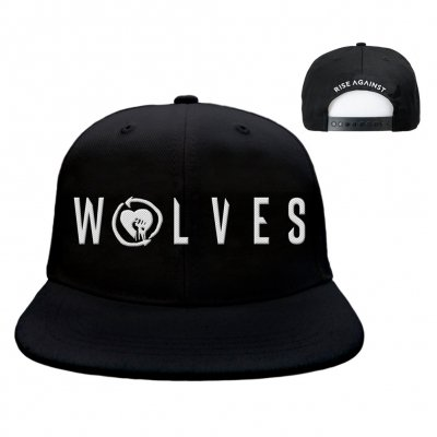 Rise Against - Wolves | Snapback Cap